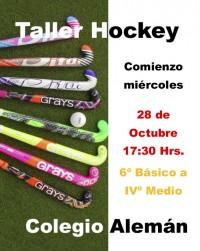 taller hockeyr