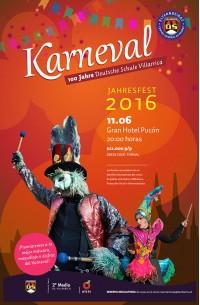 Afiche Jahresfest 2016